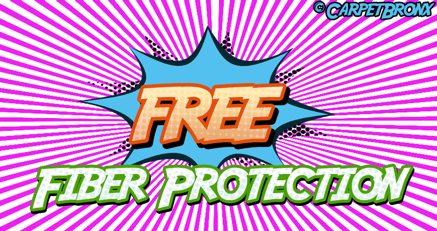 Free Fiber Protection for All Cleaning - Bronx